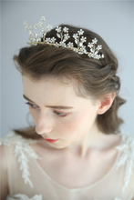 Hair Accessories Headpieces Women Silver Rhinestone Wedding Bridal Crown