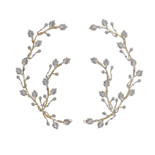 Hair Accessories Gold Pearl Bridal Hair Headdress Cheap Price Headpieces