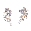 Handmade Decorative Imitation Pearl Wedding Jewelry Bridal Earrings