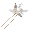 Diamond Bridal Hair Accessories Women Crystal Wedding Hair Clips For Girls