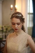 Pearl Wedding Bridal Hair Accessories Silver Bridal Headpieces For Women