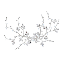 Factory Wholesale Silver Gold Handmade Bridal Wedding Headpiece