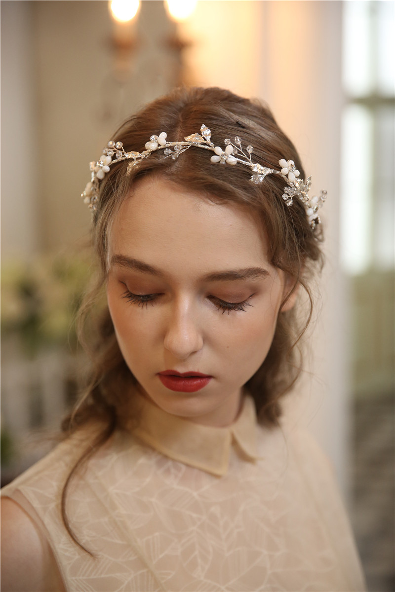Rhinestone Crystal Original Factory Supply Latest Fashion Headpiece
