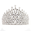 Luxury Unique Crystal Rhinestone Baroque Hair Hoop Headband Crown