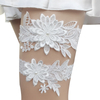 Wedding Supplies 2 Pcs Sexy Girls Lace Flower Pearls Garters Bridal Thigh Leg Garter For Women